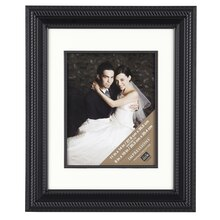 "Studio Décor Portrait Collection Rope Frame With Mat, 8"" x 10"""